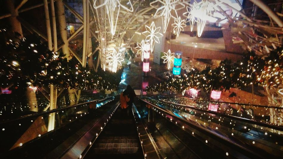 2015 Christmas HongKong With You Christmastime Hanging Out Langhamplace