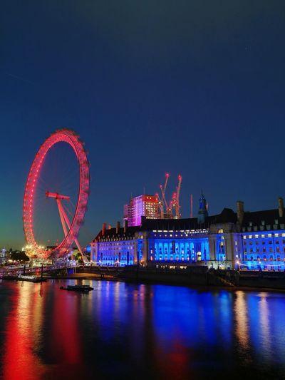 London London Eye The Queens Walk Westminster Bridge EyeEm LOST IN London EyeEm Selects