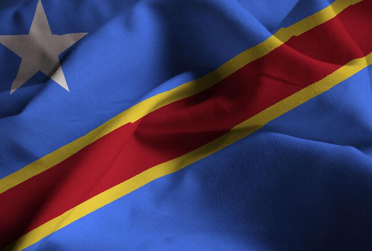 Full frame shot of multi colored flag