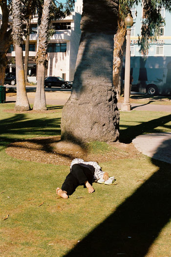 Analogue Photography California California Dreamin City EyeEmNewHere Film Ishootfilm Los Angeles, California Analog Day Film Photography Filmisnotdead Laying Down Legs Nature Outdoors person Rest Sun Stories From The City