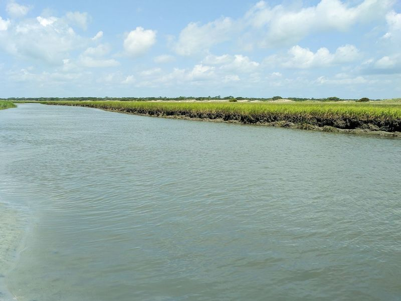 Outdoors Nature Water No People Day Beauty In Nature Sky Cloudscape Kiawah Island South Carolina Beach Scenics
