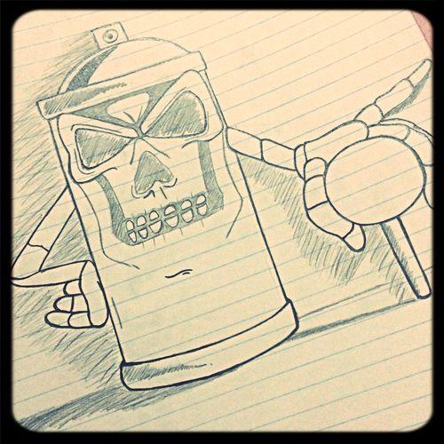 My drawing x_x