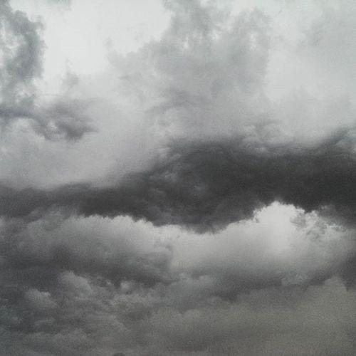 Sky Endofwords Cloud Apocalypse Strom