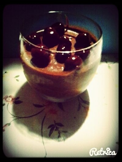 Mousse and Brandy's Cherry