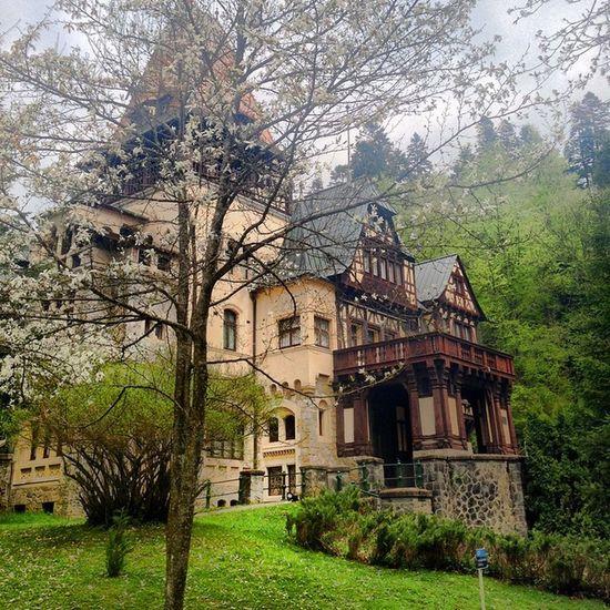 Peles Castle . Romania