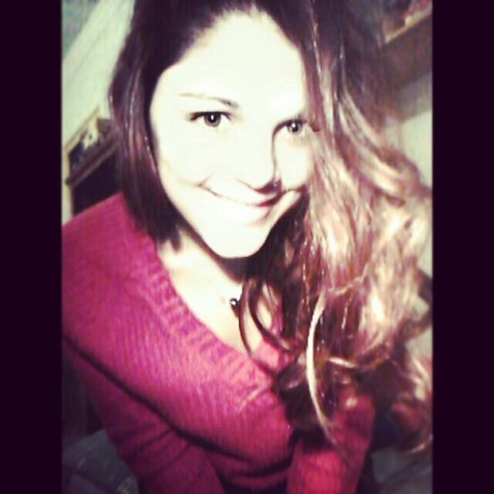RedHAIR ❤ Smile ✌ Meforme Woman