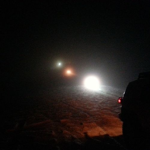 Snowing Snow Offroad
