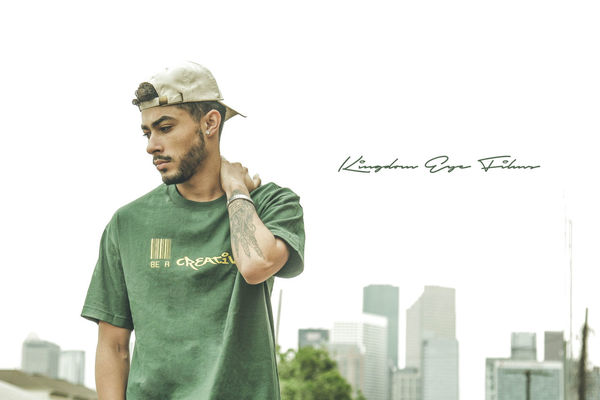 DOPE The Fashion Photographer - 2018 EyeEm Awards Canon Casual Clothing Fashion Photography Green Color Lifestyles One Person Photography Real People Young Adult Young Men
