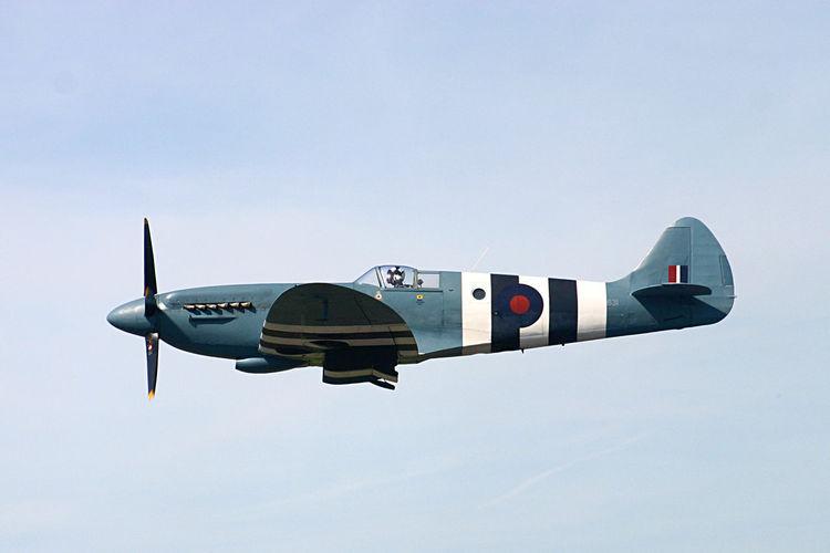 Spitfire PR Mk