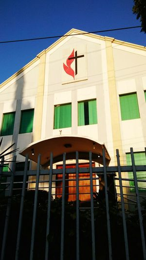 Angono United Methodist Church Church Angono United Methodist Methodist Church Church Architecture Church City Architecture Building Exterior Sky Built Structure