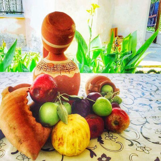 Summer ☀ Summer Summerfoods Summerfood Yazmeyveleri Kolajcalismasi Kolaj Foods Apples