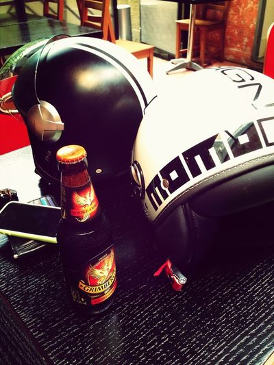 Double-Ambrèe, motorbike.. Life! I Love My Motorbike❤ I ❤ Beer EyeEm Best Shots