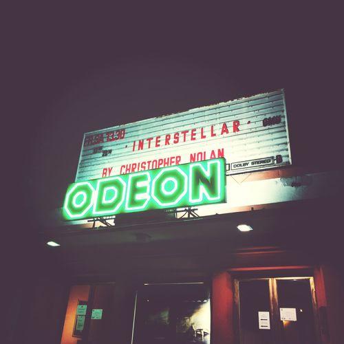 Odeon Neon Lights Neon