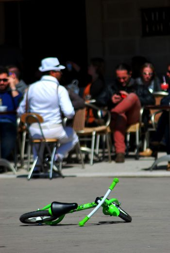 Bikes Streetphoto_color Just Pedal Streetphotography From My Point Of View