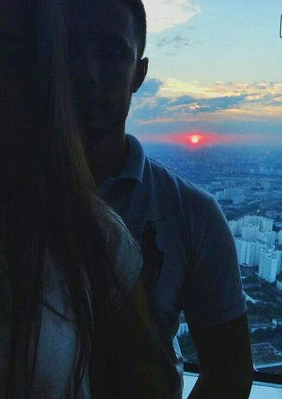 😍😘😻💑☝💞⛅🏢 Cityscape Futuristic Sky City Urban Skyline Close-up Weekend ♥ Boyfriend❤ Moscow, Russia Love ♥ September Autumn🍁🍁🍁 Lifestyles Happiness Enjoyment Luxary Ostankinotvtower Moments Of My Life @ 私の人生の瞬間。 Casual Clothing First Eyeem Photo