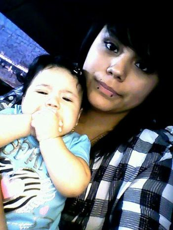 The best thing my mom brought to this world! #Tbt#my preciousbabysis#me