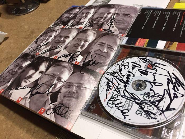 Taking Photos I MUSICI Musician Signature Vivaldi The Four Seasons IPhoneography 16.02.03 좋다 😄