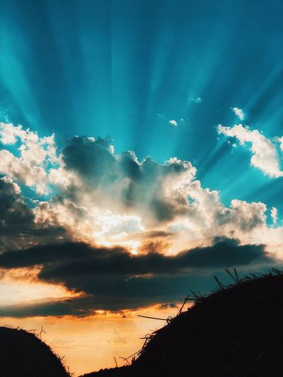 Sky. Cloud -