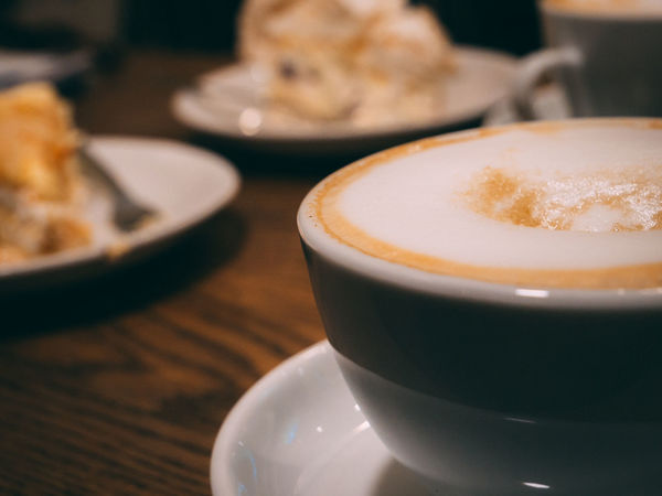 Coffee time Coffee Cafe Capuccino Cake Moody Autumn colors Saskakepa Warsaw Zoom Autumn Coffee Cup Coffee Break Restaurant Moodygrams Kawa Kawiarnia Froth Art Cappuccino Frothy Drink Drink Latte Cafe Dessert Plate Mocha Table Cafe Macchiato Hot Drink Cream Caffeine