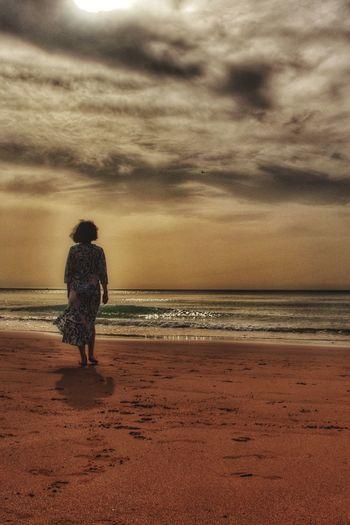 Alone... Self