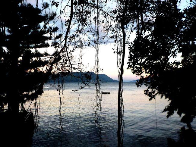 Sumatera Sumatra  Lake Toba Lake View Lake Lake Sunset Lake And Trees