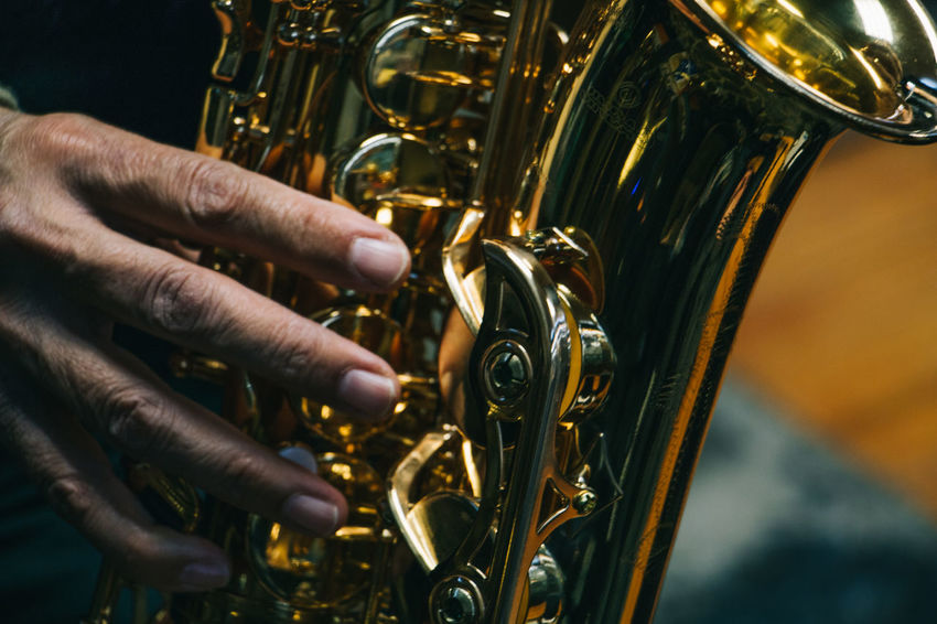 Arts Culture And Entertainment Canon Canon 70d Canonphotography Close-up Hobbies Holding Indoors  Instrument Men Music Music Musician Musicians Occupation Old But Awesome Old-fashioned Part Of Real People Saxophone Saxophonelife Saxophonist Showcase: November Still Life Music Brings Us Together