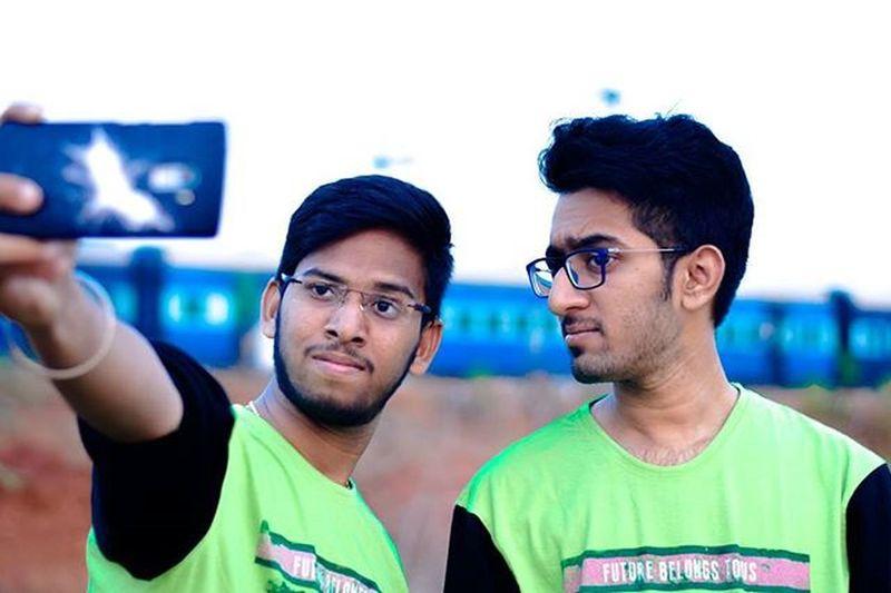 Fun Photoshoot Bestie  Partnerincrime Pic_captured : @sai__mahesh
