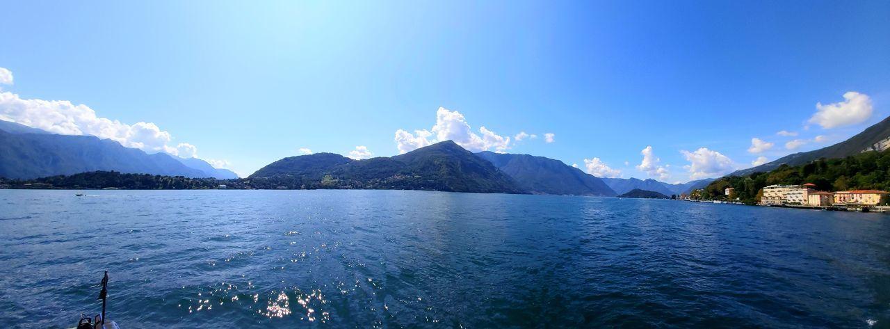 🦋 Como Lake