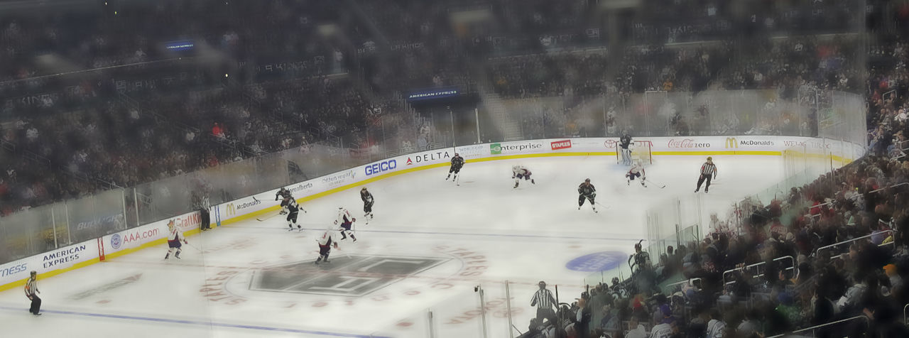 Best Game Ever Capitols Hockey Game Large Group Of People Los Angeles Kings O:) Men Real People Sports Photography Winner !