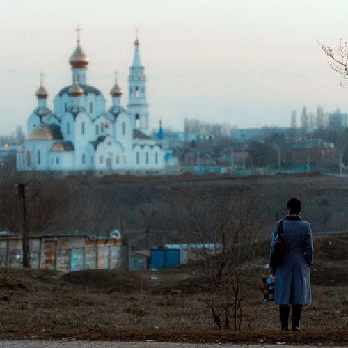 ) Rosrov Rnd  ростовнадону  ростовлайф рпц храм вечер