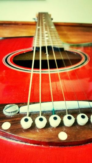 My dream.... My Guitar ♡