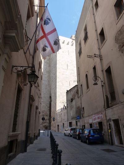 https://en.m.wikipedia.org/wiki/Torre_dell%27Elefante Cagliari, Sardinia Sardinia Sardegna Italy  Sardinia Sardegna Ancient Tower City Sky Architecture Building Exterior Built Structure Old Town Historic Town Square