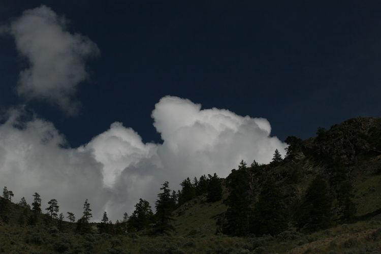 Cloud Landscape Majestic Mountain Power In Nature Scenics Sky White Cloud,