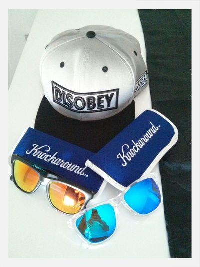 DISOBEY Lifestyle Knockarround Flexi Hat