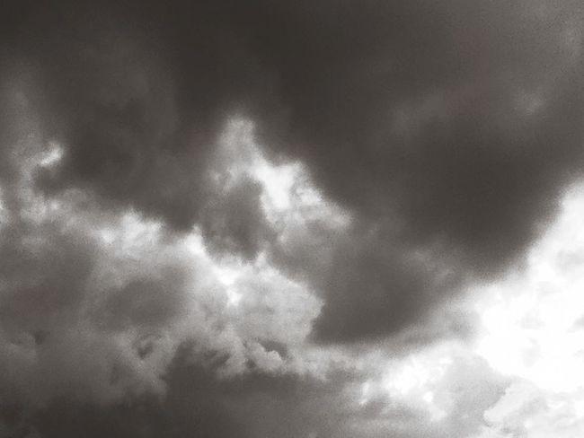 Avant L'orage Pluie