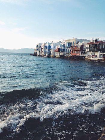 Mykonos, Greece. Mykonos Greece Sea Seaside Summer Vacation Greek Typicallygreek