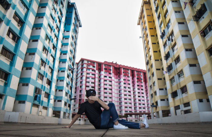 #urbanana: The Urban Playground Architecture HUAWEI Photo Award: After Dark Lines Scale  Building Building Exterior Interior Design Pattern Urban