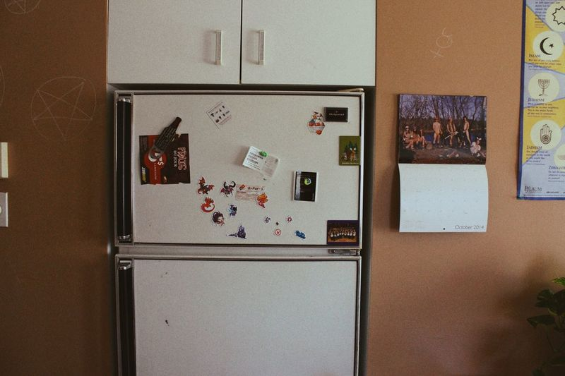 Refrigerator Variation No People Indoors  Technology Architecture Close-up Day Lifestyles Home Interior Indoors  Home