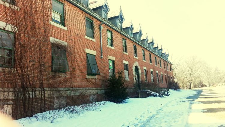 Seaside Sanatorium Hunted Places