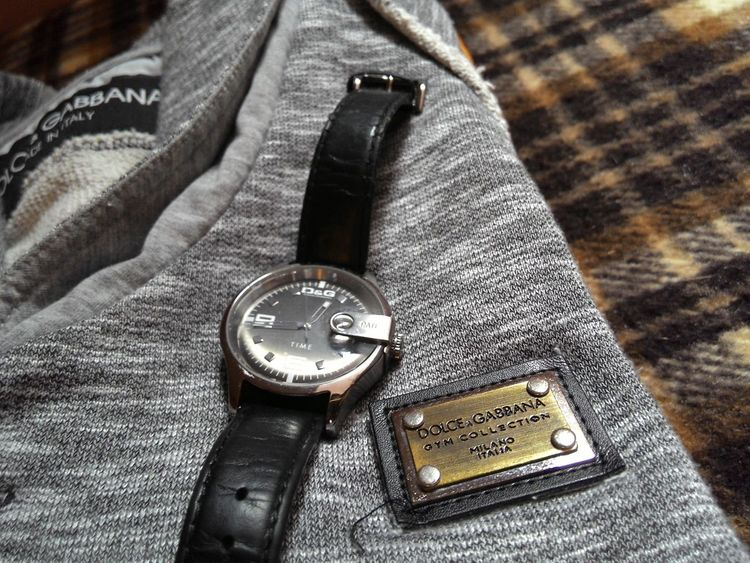 D&G Watch Styling Clothing Pullover
