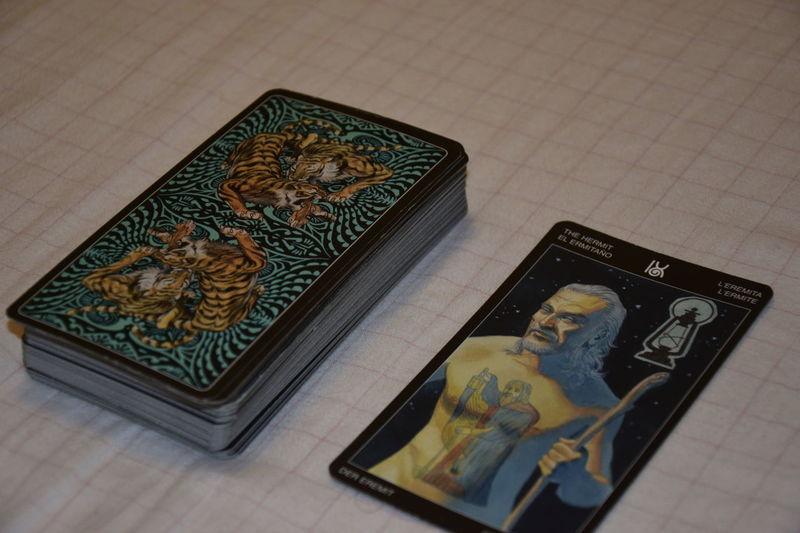 EyeEmNewHere Tarot Tarotcards Nofilter Indoors  No People Gambling Close-up Day