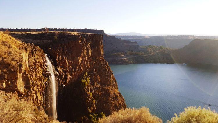 EyeEm Selects Water Mountain Lake Cliff Rock - Object Sky Landscape