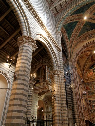 Orvieto, Italy Travel Travel Photography Traveling Arch Architecture Building Exterior Built Structure City Day History Illuminated Indoors  Italian Italy Low Angle View No People Orvieto Place Of Worship Religion Travel Destinations