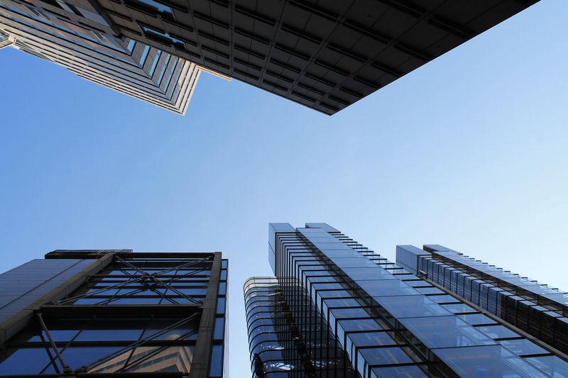 uk skyscrapers