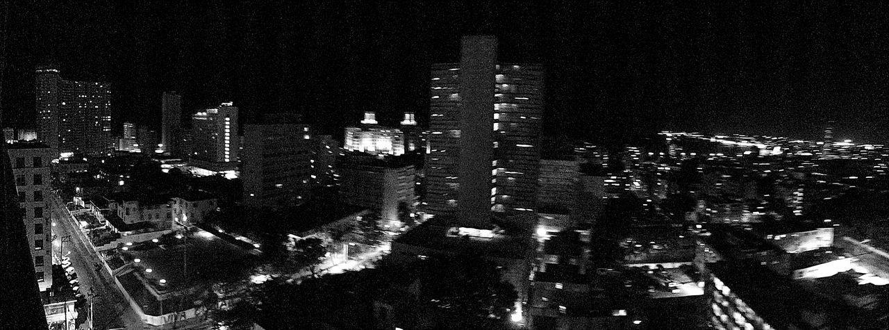 Ciudad. Illuminated Night City Travel Destinations Architecture Cultures