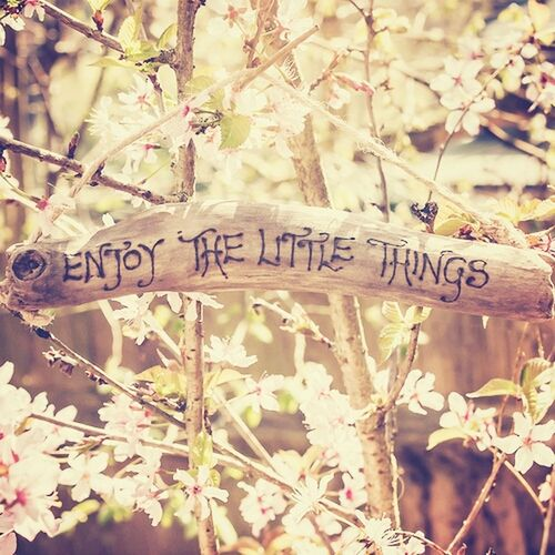 Little Things:)<3