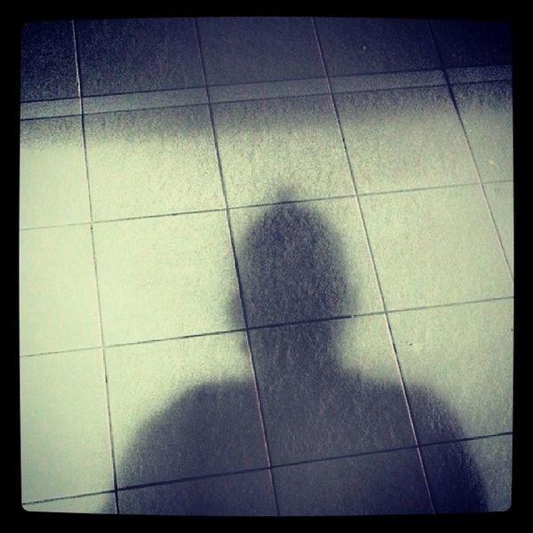 Just keeping check on my shadow self... Selfie Shadow Shadowself ShadowSelfie citybusport esplanadebusport busportboredom boredom instashadow shadowgram