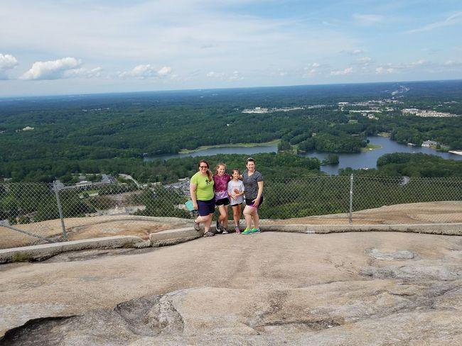 Stone Mountain Ga Atlanta Ga Memorial Day Stone Mountain State Park