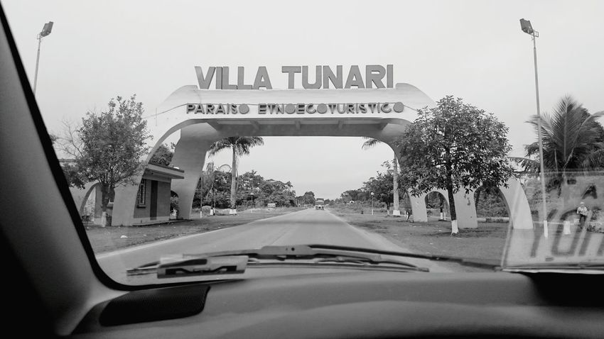 Pasando por Villa Tunari
