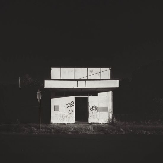 Architecture Built Structure Building Exterior Copy Space No People Night Text The Architect - 2018 EyeEm Awards